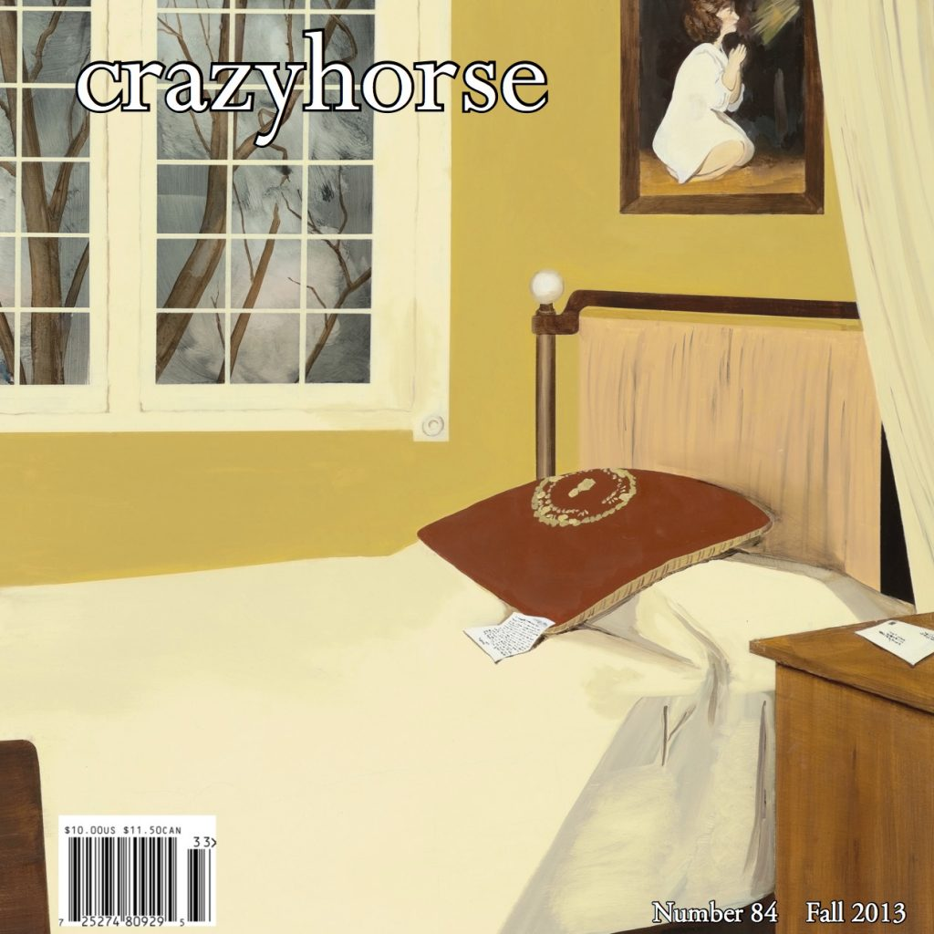 Current Issue, Crazyhorse #84