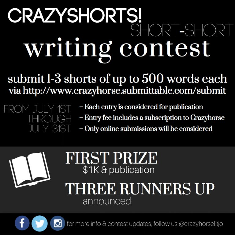 free online writing contest A list of writing contests offered by the different communities on thenextbigwriter.